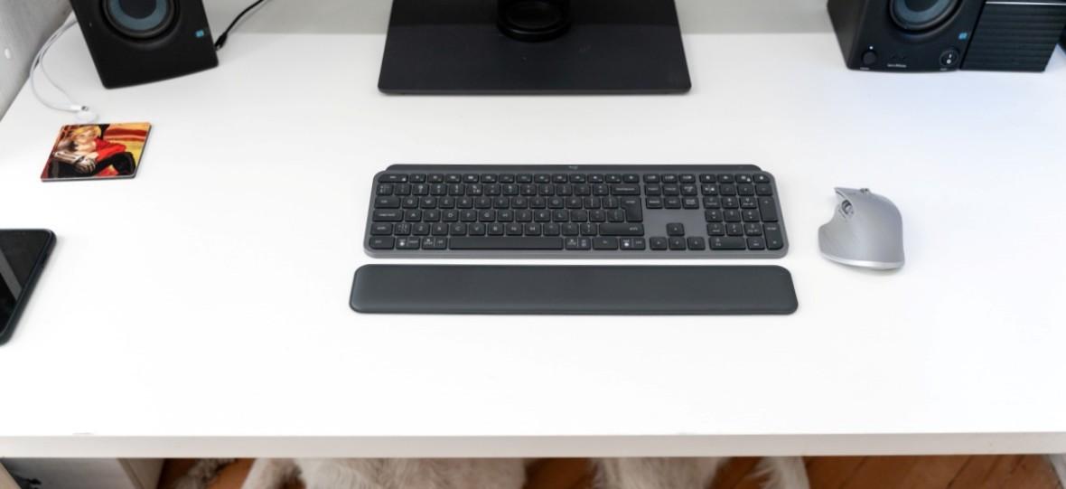 Najlepsza klawiatura do pracy, jaką można kupić. Logitech MX Keys – recenzja po miesiącu użytkowania