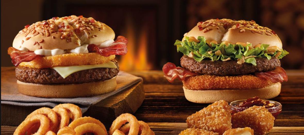 Legendarny Burger Drwala powraca. Najlepszą kanapkę McDonald's w tym roku kupisz także bez mięsa