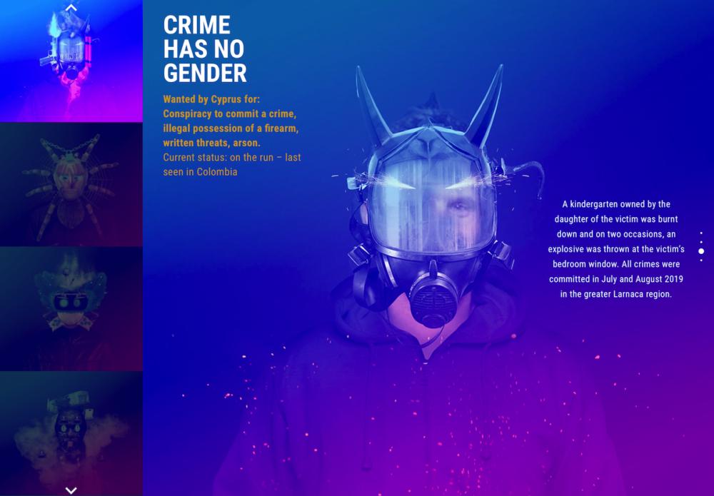Crime has no gender