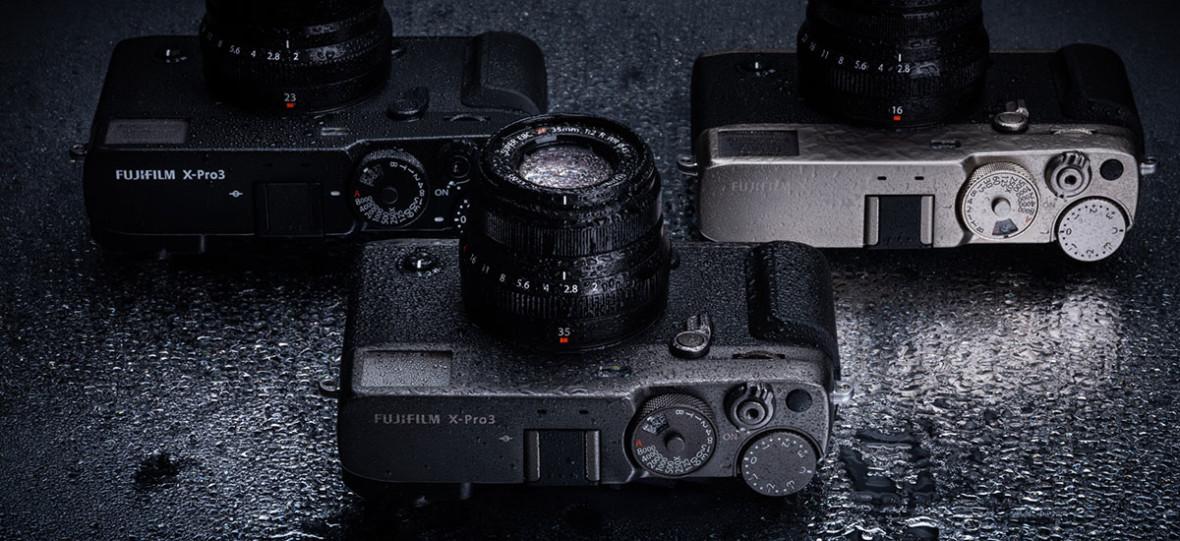 Fujifilm X-Pro 3 ma być cyfrowym i drogim powrotem do korzeni fotografii