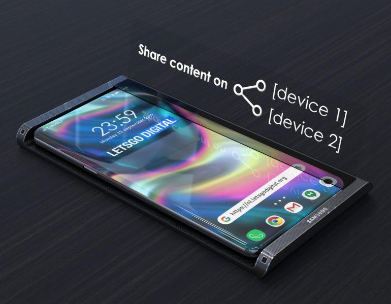 Ekran holograficzny w smartfonie? Samsung ma na to pomysł