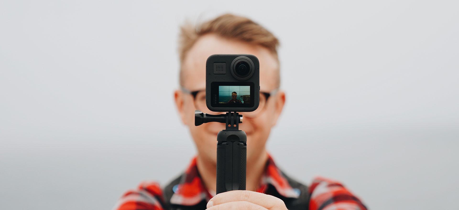 GoPro Max makes 360 movies finally make sense