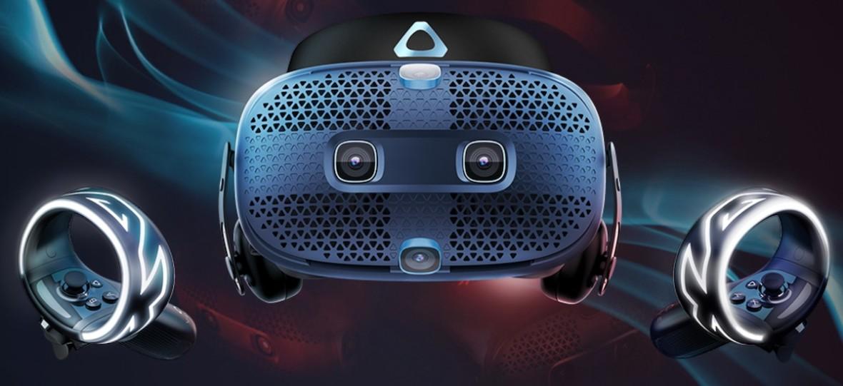 HTC Vive Cosmos oficjalnie w Polsce. Znamy cenę nowych gogli VR