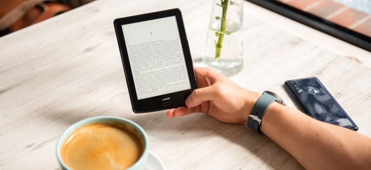 """inkBook Prime HD to dobra odpowiedź na pytanie """"co, jeśli nie Kindle?"""". Recenzja po 4 miesiącach korzystania"""