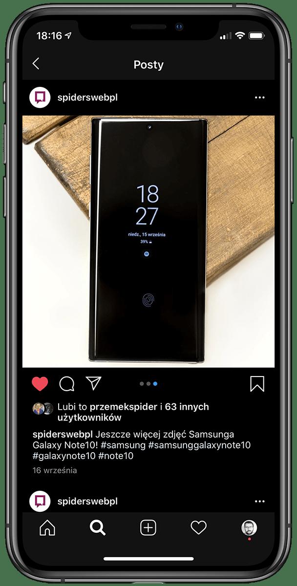 Jak włączyć tryb ciemny na Instagramie?