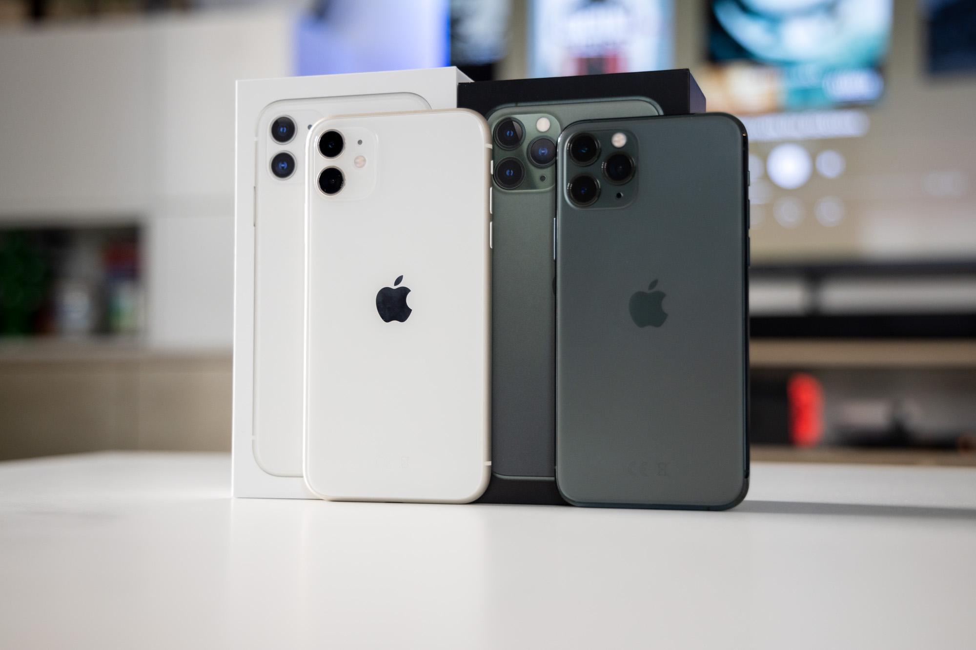 iPhone 11 i iPhone 11 Pro Max