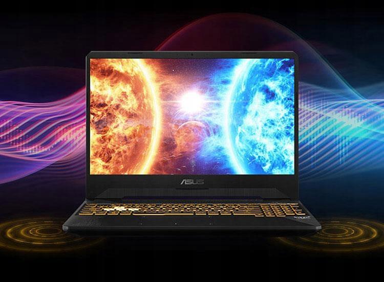 Komputer dla gracza - jaki kupić, żeby nie zbankrutować? Asus TUF Gaming FX505 AMD Edition za 2599 zł
