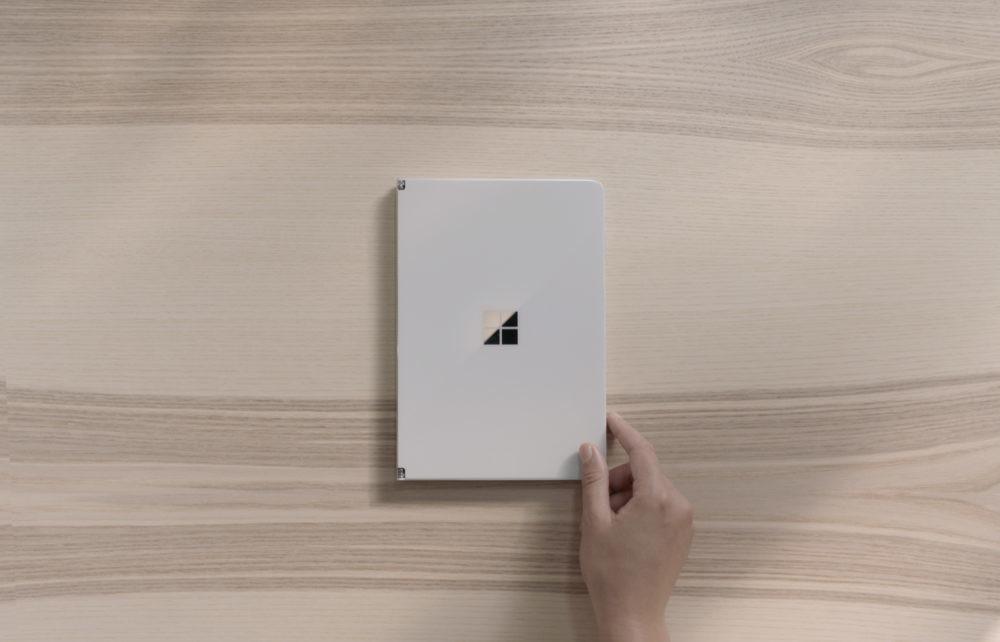 To dwa iPady? Nie, to Microsoft Surface Neo
