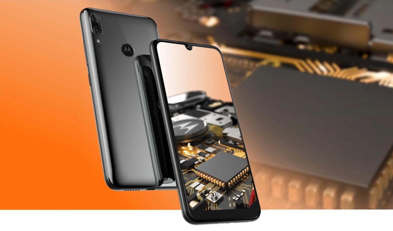 Jaki smartfon do 600 zł? Motorola Moto E6 Plus ma wszystko, czego potrzebujesz