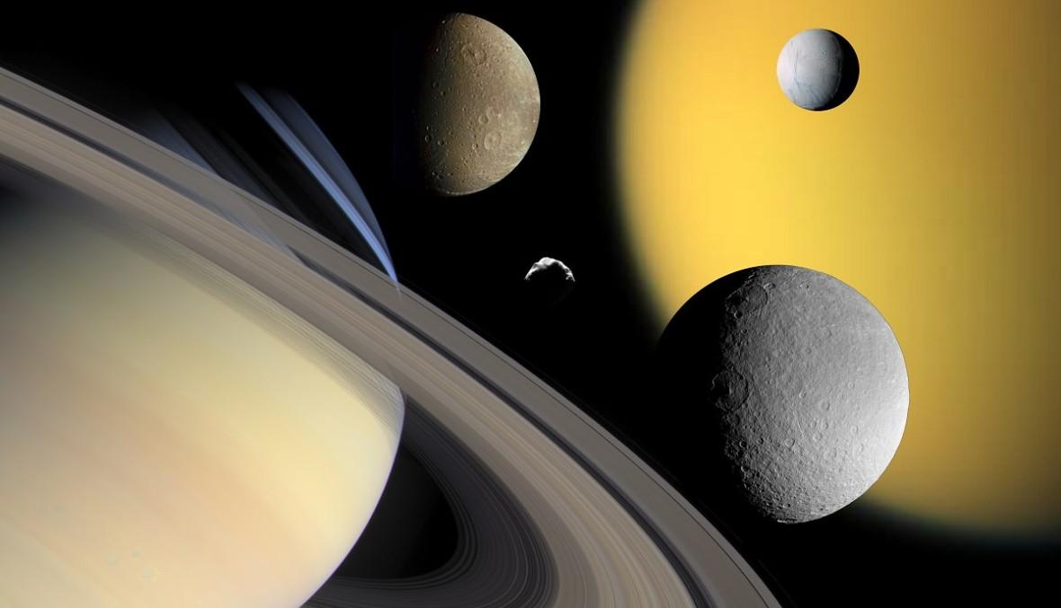Jowisz stracił pierwsze miejsce na podium. To Saturn ma aktualnie najwięcej księżyców w Układzie Słonecznym