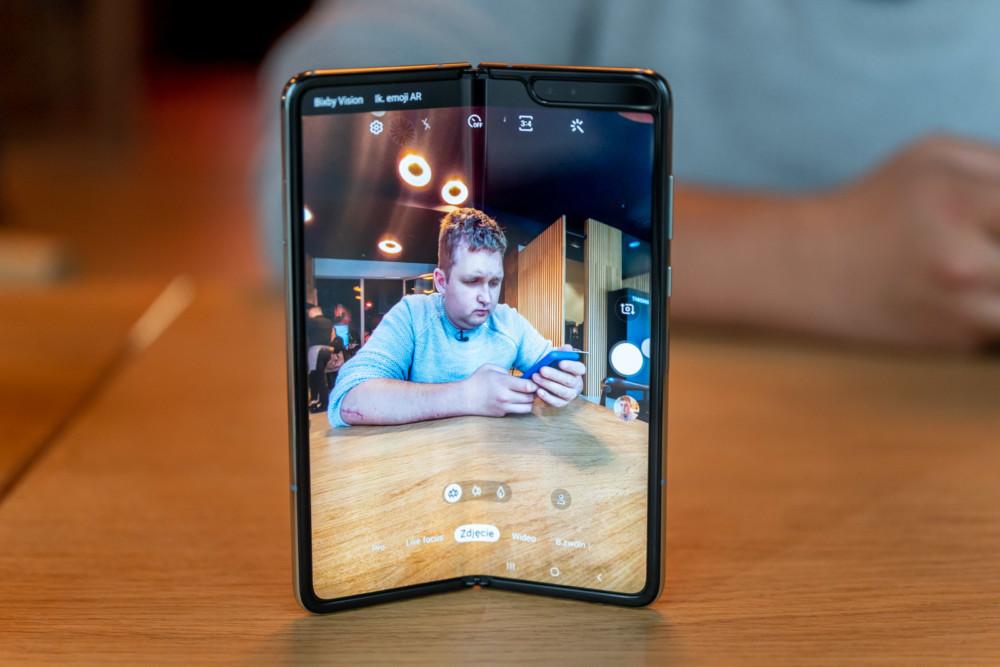 Samsunga Galaxy Fold na abonament kupisz wOrange