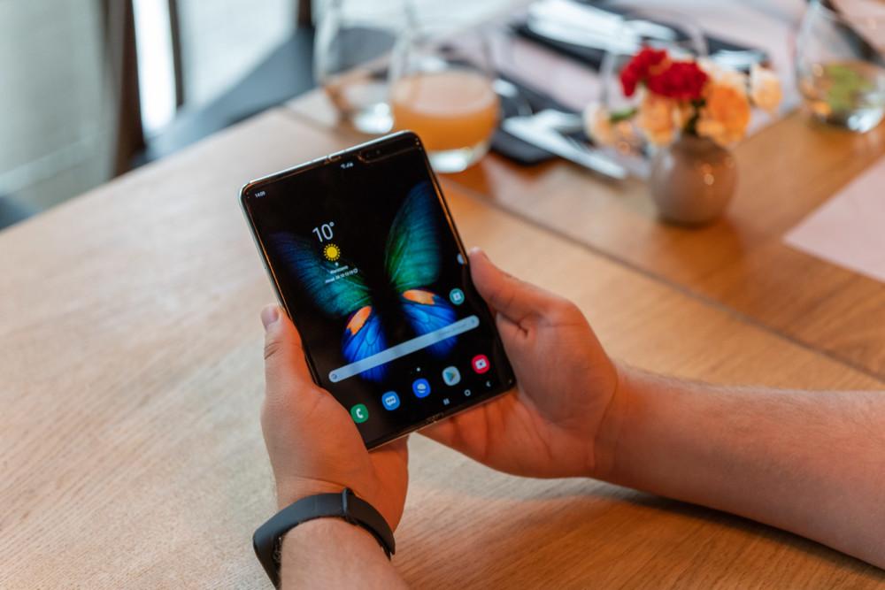 Samsunga Galaxy Fold na abonament kupisz wPlay