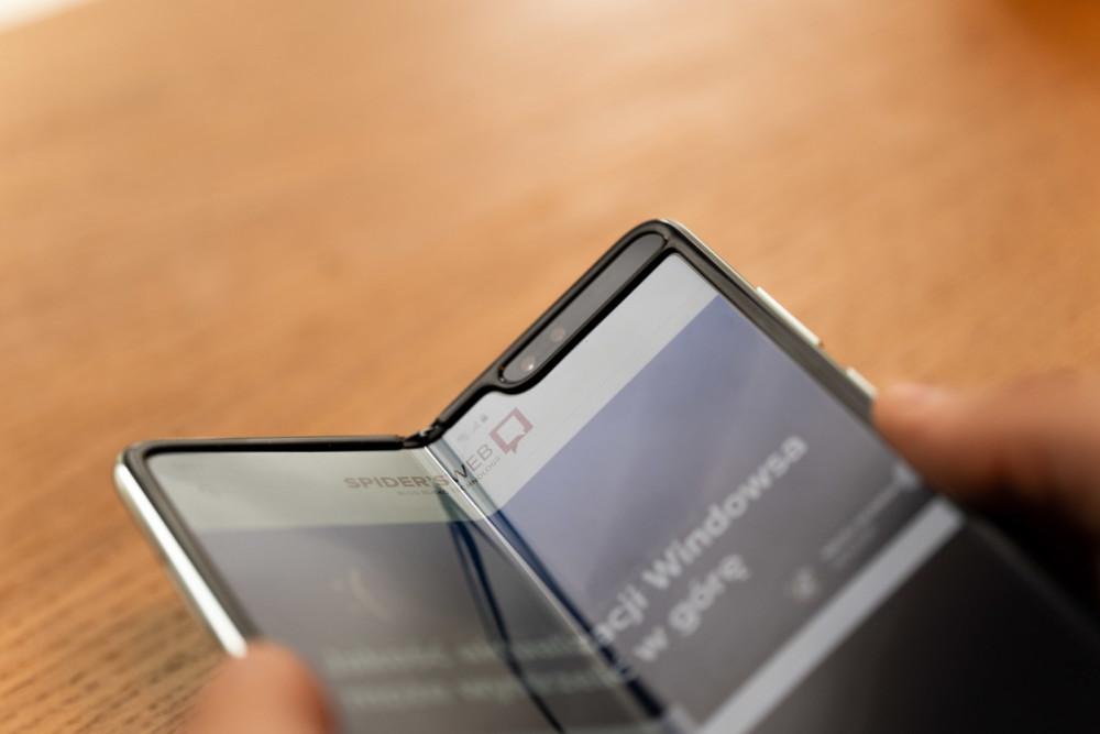 Samsunga Galaxy Fold na abonament kupisz wPlusie