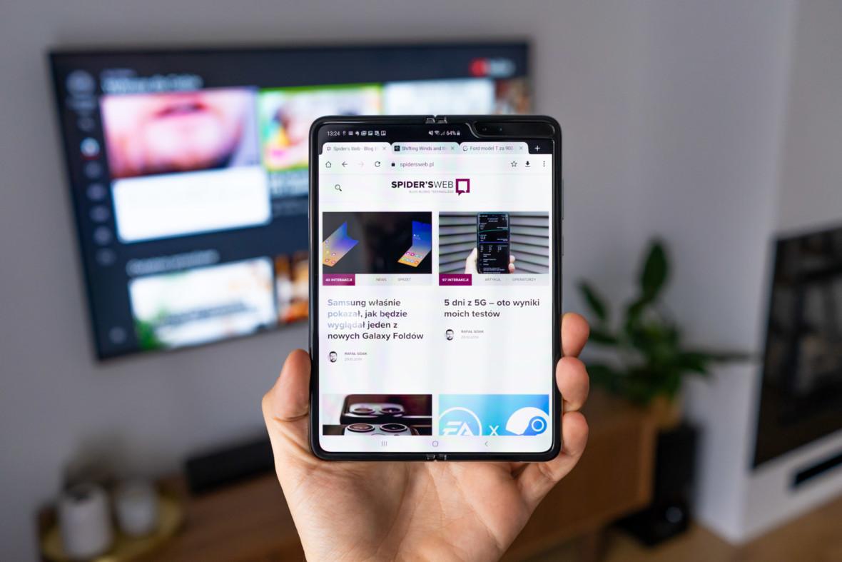 (Aktualizacja) Fold razy milion. Składany smartfon Samsunga sprzedał się lepiej, niż ktokolwiek mógł przewidzieć