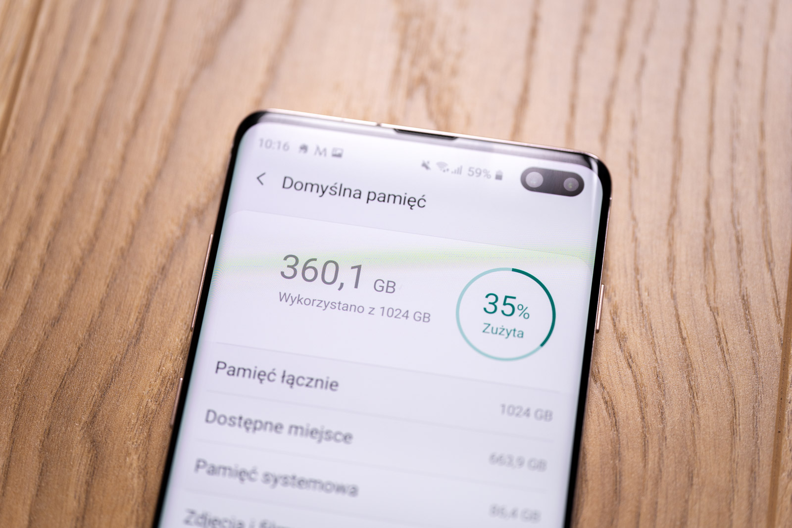 samsung galaxy s10+ performance edition, 1TB Challenge