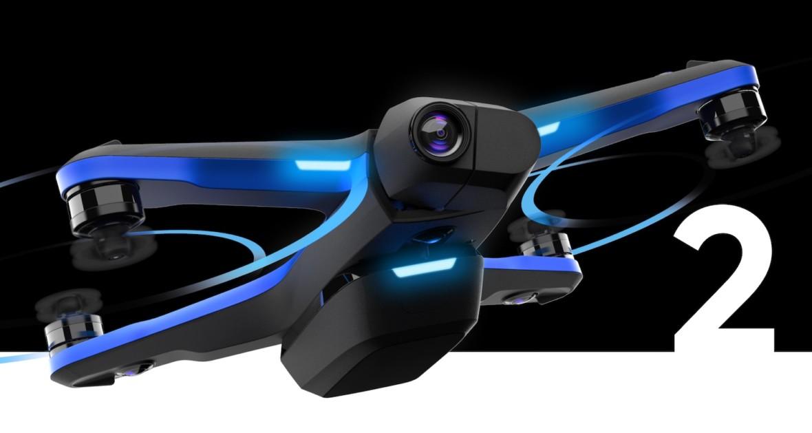 Oto Skydio 2. Dron, który lata sam, nawet między drzewami