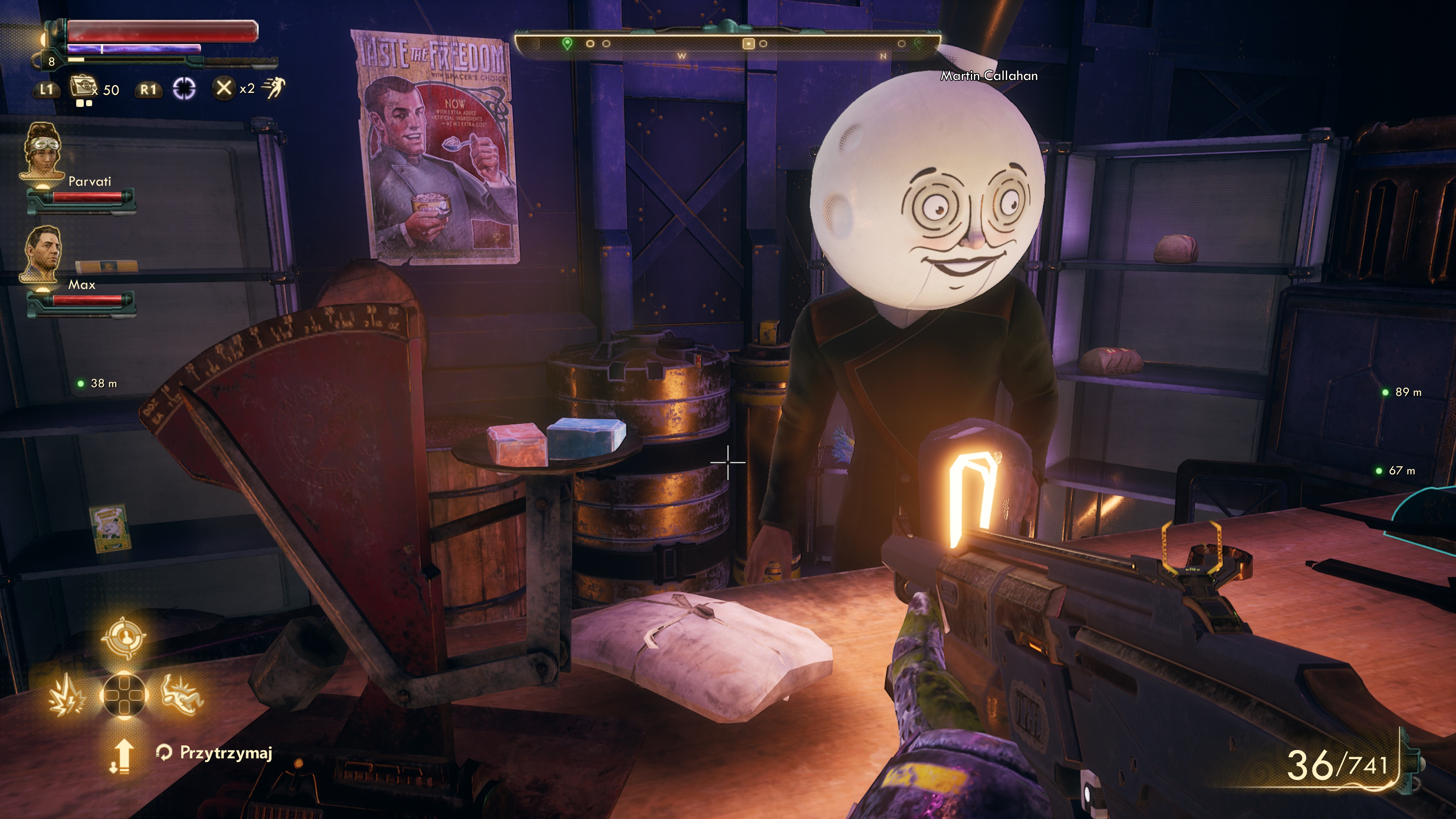 the outer worlds recenzja ps4 playstation 4 pro screenshot