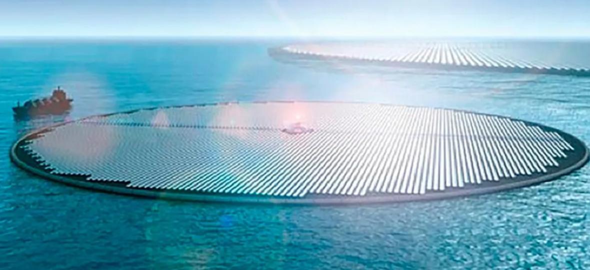 Wyspy solarne to genialny pomysł naukowców na produkcję metanolu z surowców, z których nikt nie korzysta