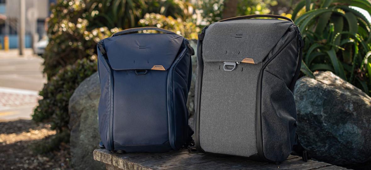 Peak Design Everyday Line V2. Zmodernizowane klasyki oraz nowe plecaki i torby