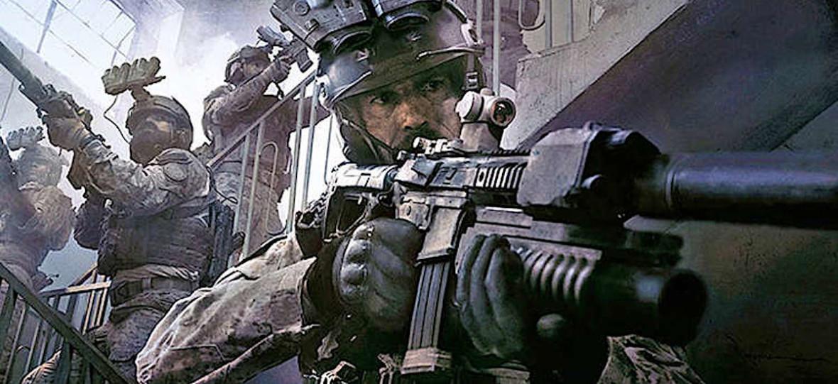 Najpopularniejsza gra 2019 r. dostanie moduł battle royale. Arena w CoD: Modern Warfare pomieści 200 graczy