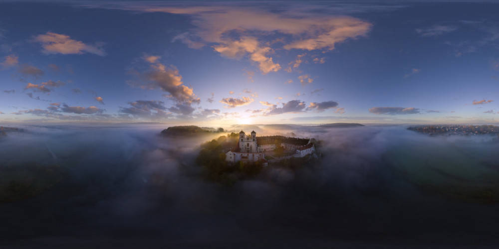 Fot. Łukasz Czech, 1. miejsce w kat. VR/360 w konkursie EPSON International Pano Awards 2019