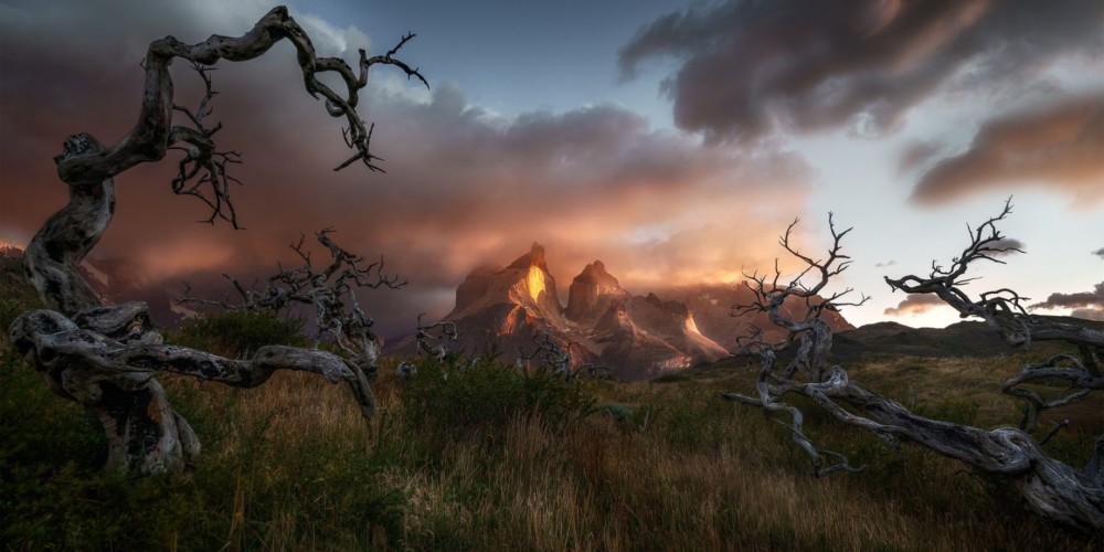 Fot. Danny Tan, Torres del Paine, Chille