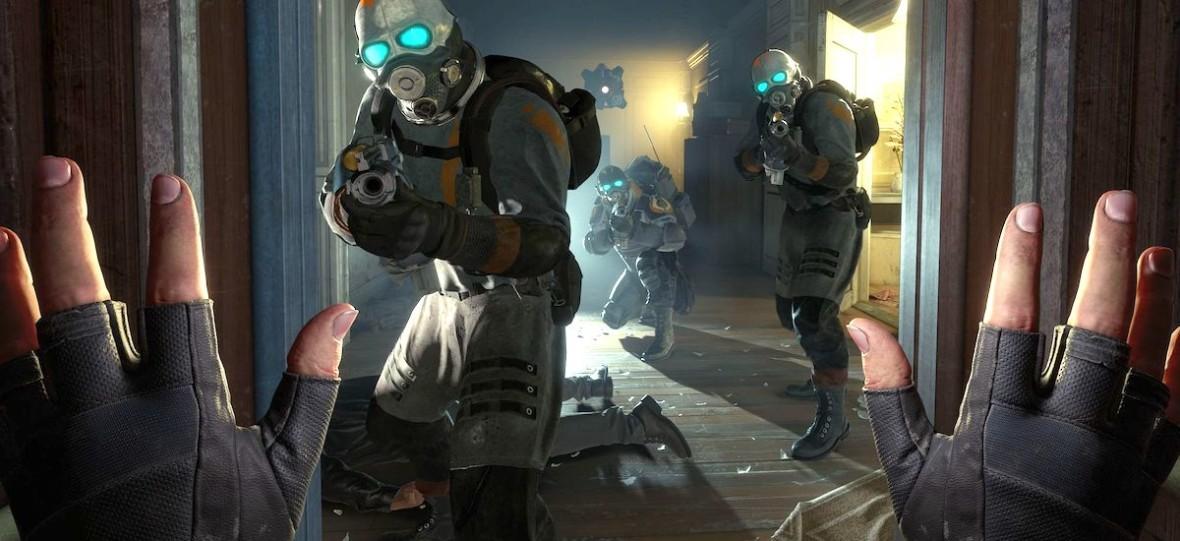 Half Life: Alyx jużoficjalnie! Gra na pierwszym zwiastunie wygląda rewelacyjnie