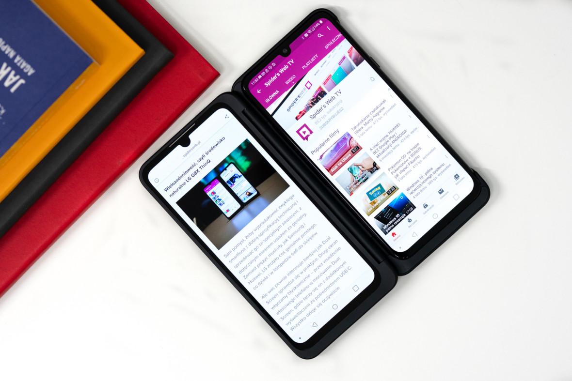 Patrzę na interfejs nowego Androida od LG i… gdzieś to już widziałem. U Samsunga