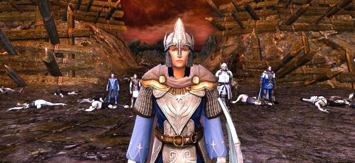 Oglądam zwiastun LOTR Online: Minas Morgul z fascynacją. Niezwykłe, że po upadku Saurona gra wciąż żyje