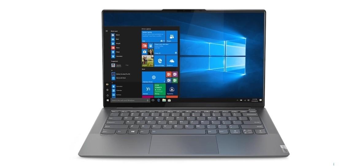 Smukły laptop dla osób, które cenią swoją prywatność. Właśnie taki jest Lenovo Yoga S940