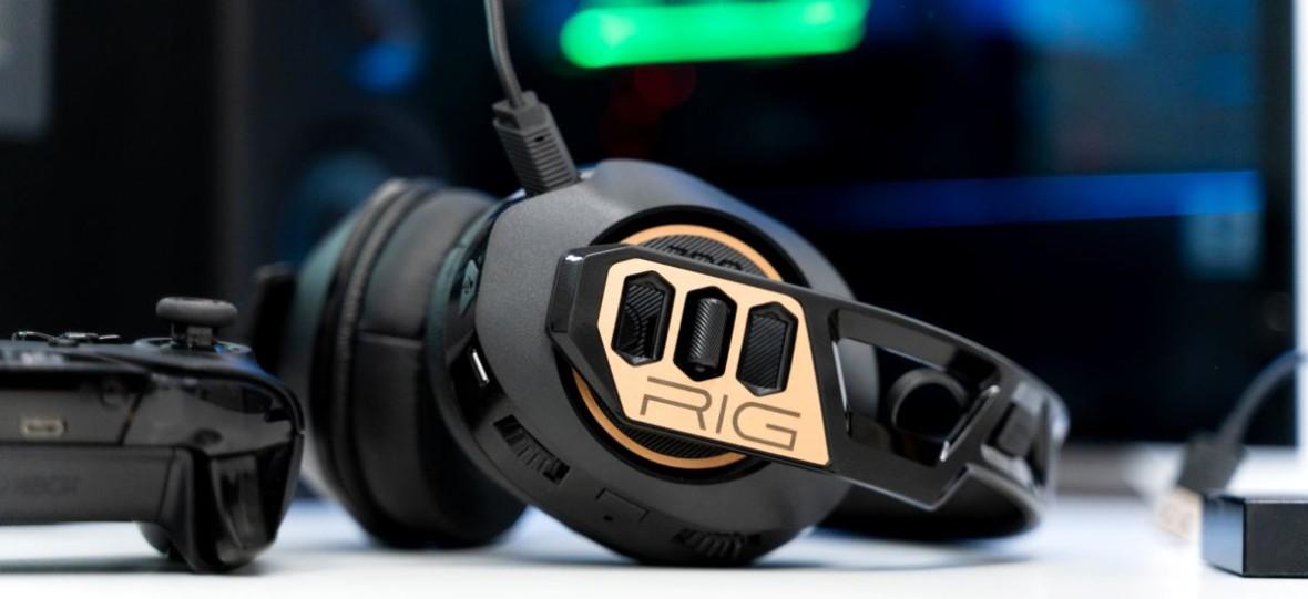 Te słuchawki powstały wyłącznie z myślą o graczach. Plantronics RIG 700 HD – recenzja po dwóch miesiącach