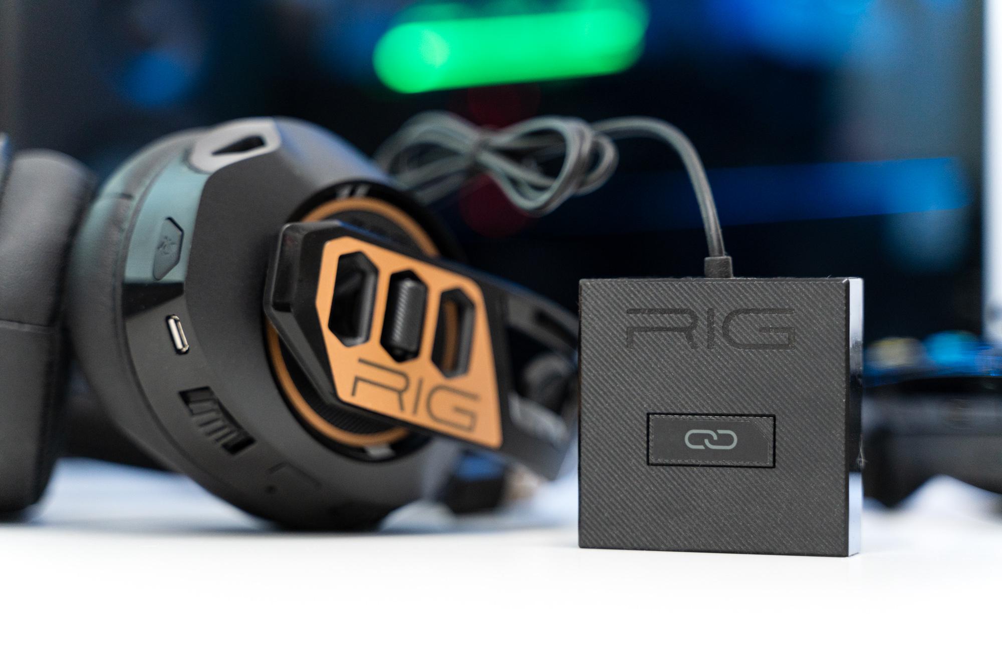 Plantronics RIG 700 HD opinie
