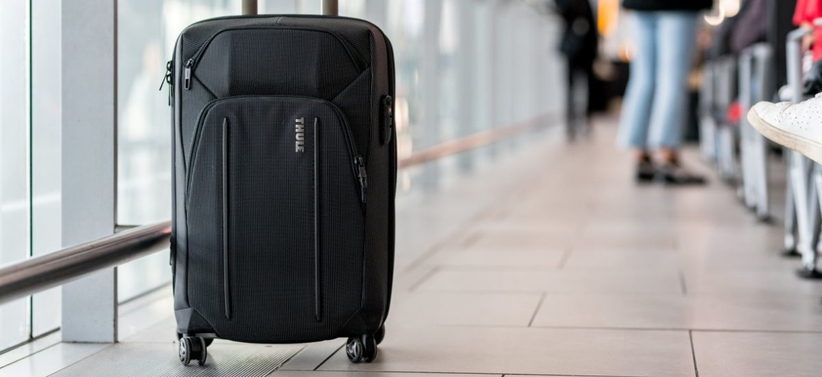 Nie testowałem lepszej walizki. Thule Crossover 2 Carry On Spinner – recenzja po dwóch miesiącach