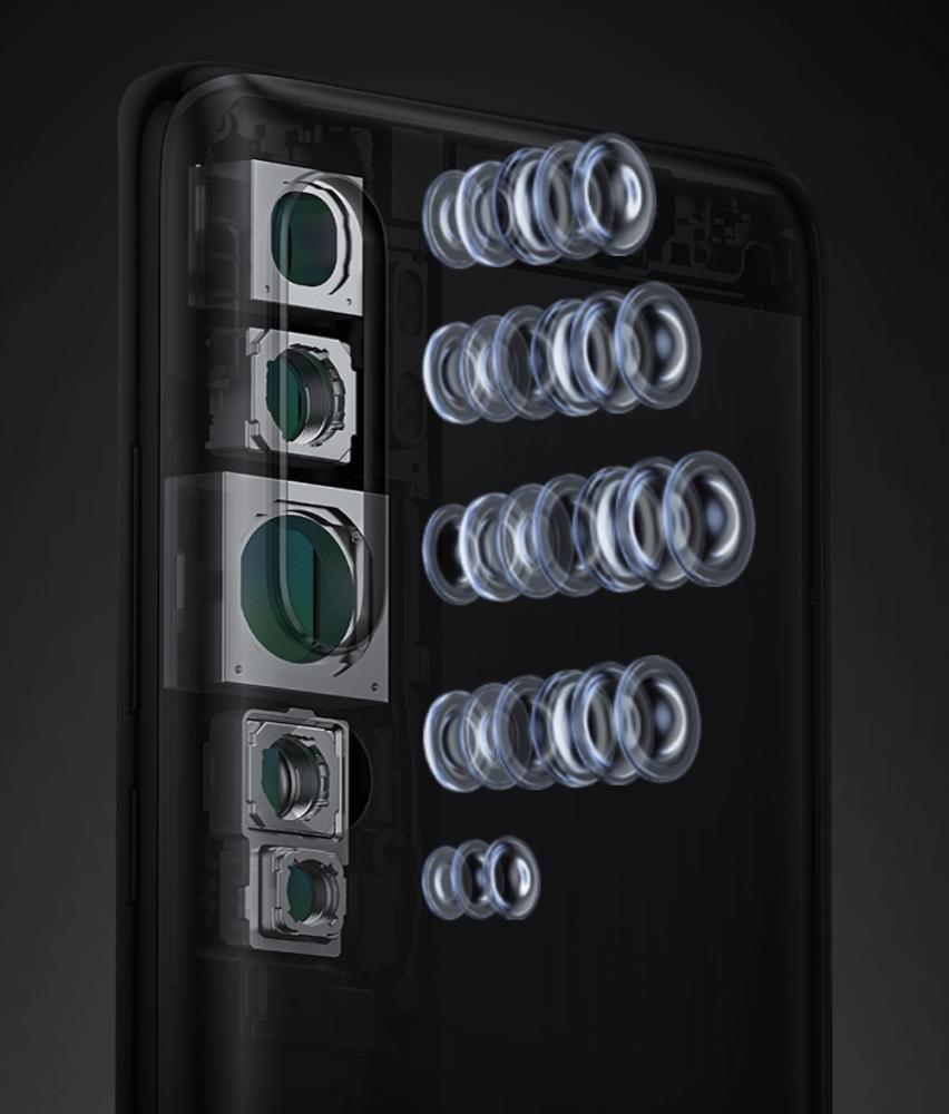 Xiaomi Mi Note 10 aparat