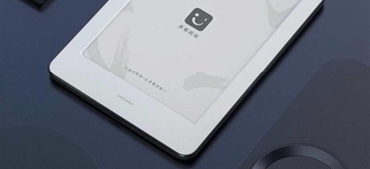Odpowiedź Xiaomi na Kindle'a: Xiaomi eBook Reader z podświetleniem ekranu i niską ceną