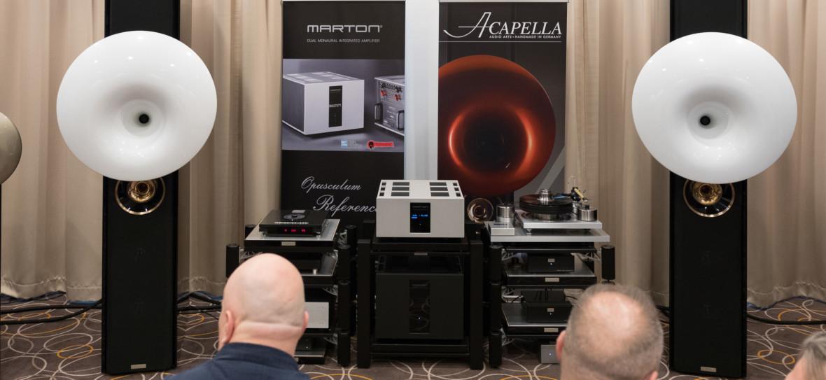 Plazmowe głośniki i lewitujące gramofony – dwa najdziwniejszy sprzęt na Audio Video Show 2019