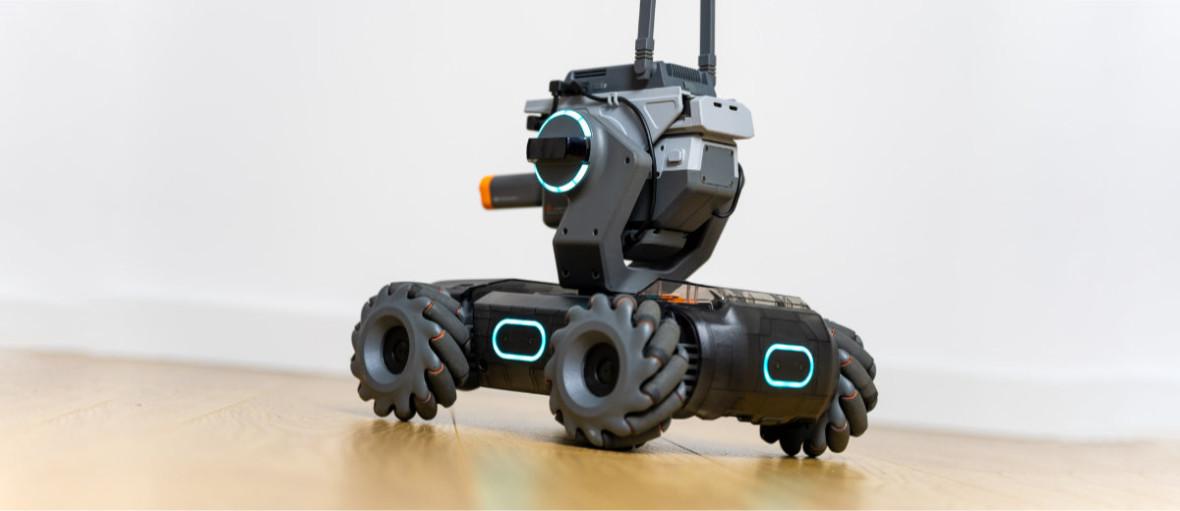 Robot bojowy czy nauczyciel programowania? DJI RoboMaster S1 – recenzja inteligentnego robota