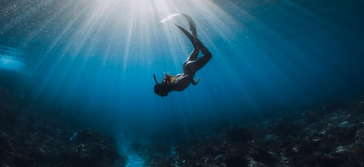 Zdjęcia podwodne bez wody? Naukowcy stworzyli specjalny algorytm