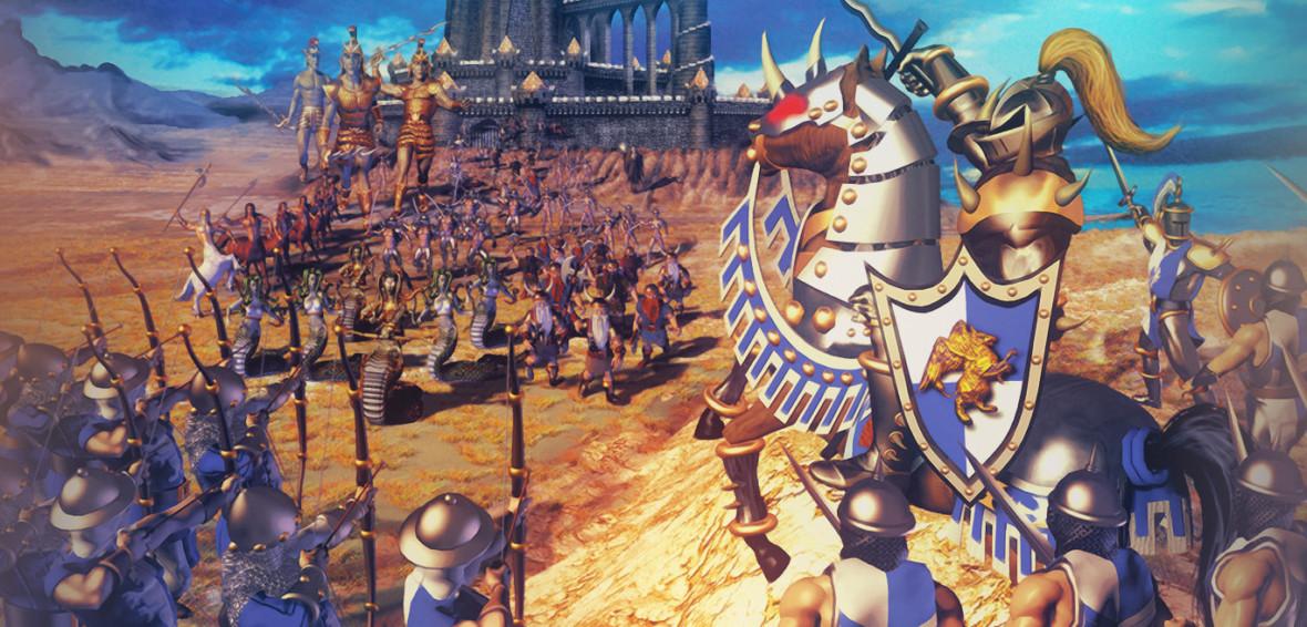 Kultowa gra Heroes of Might and Magic 3: Complete za niecałe 10 zł