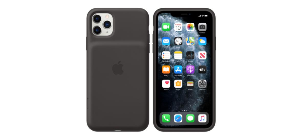 Dedykowany przycisk aparatu i większa bateria w iPhonie. Oto Smart Battery Case do 11 Pro