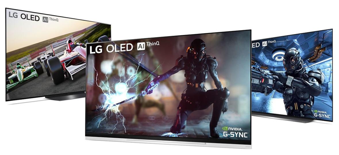 Telewizory LG najlepsze dla pecetowych graczy? Rusza aktualizacja do G-Sync, mamy listę modeli
