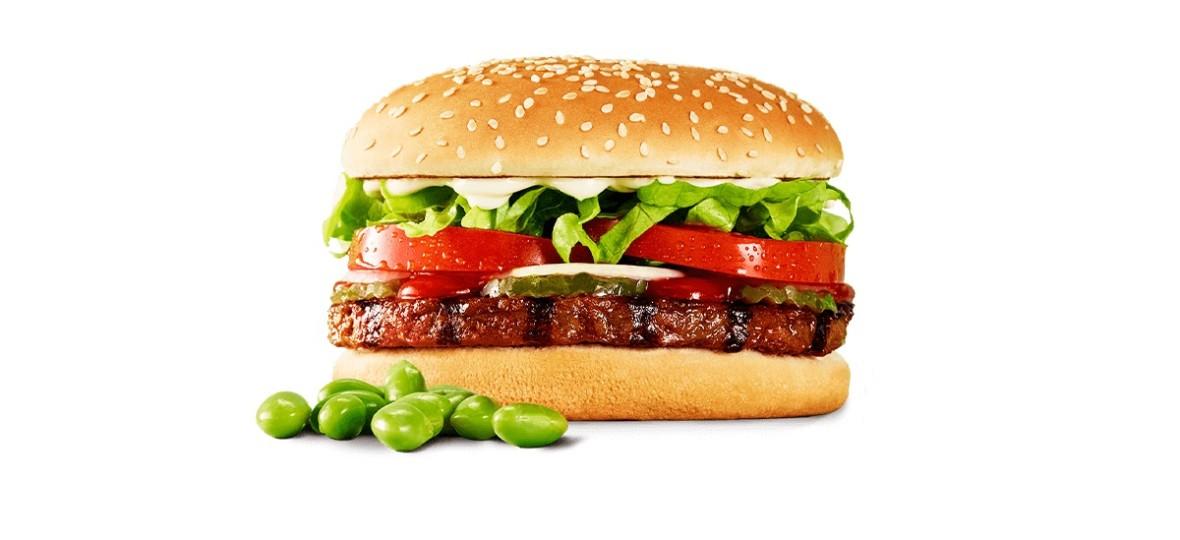 Rebel Whopper to najlepsza alternatywa dla mięsa, jaką mamy. Kanapka Burger Kinga trafi do Polski