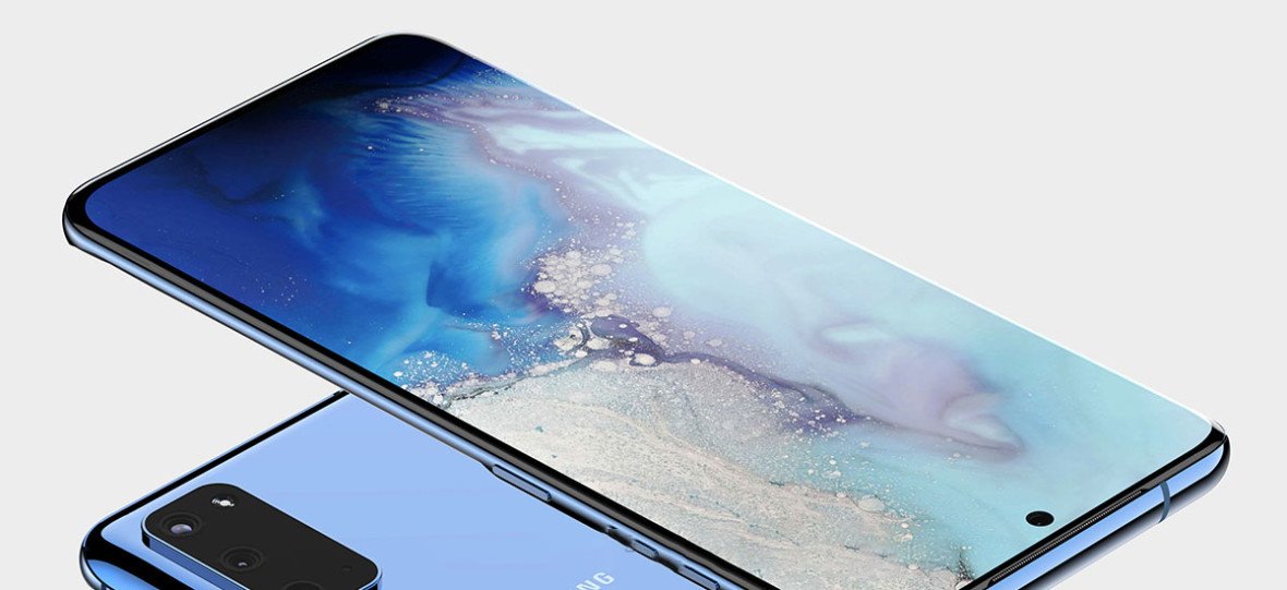 Są już grafiki z Samsungiem Galaxy S11e. Trudno odróżnić go od droższej wersji