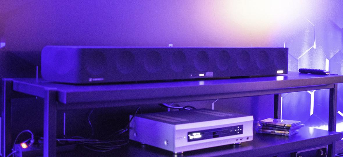 Sennheiser wkroczył na rynek RTV. Z przytupem i rewelacyjnym dźwiękiem 3D