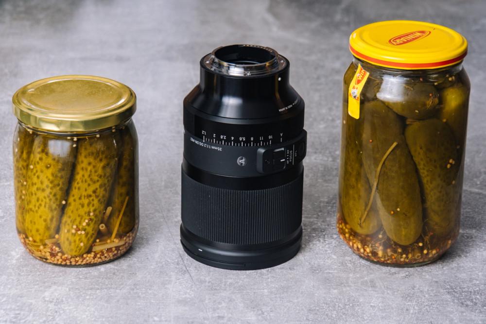 Sigma A 35 mm f/1.2 DG DN