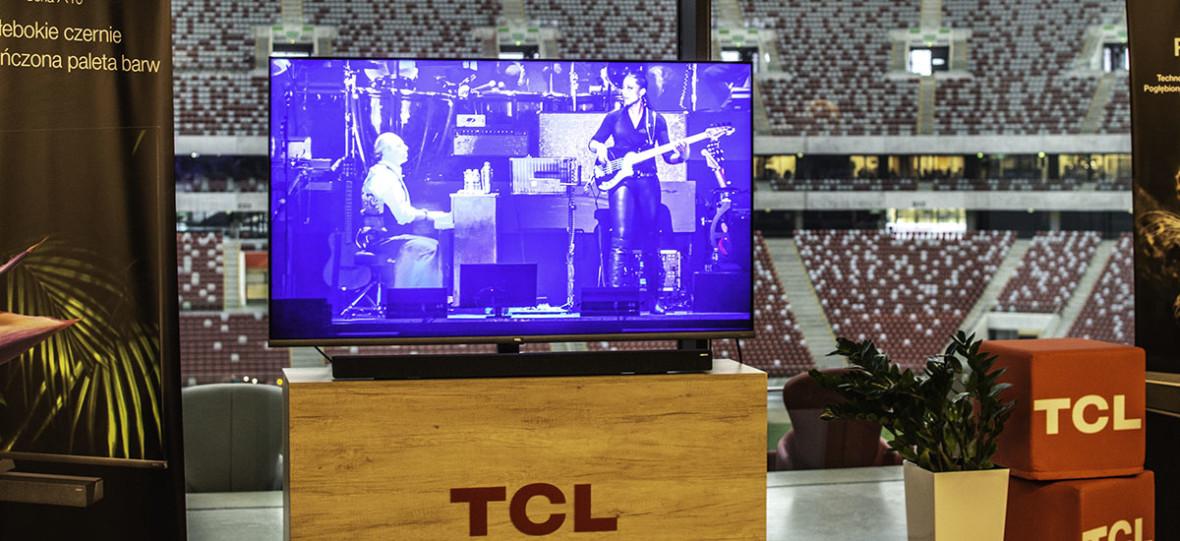 Pierwszy na świecie telewizor Mini LED już w Polsce. TCL pokazało go na Audio Video Show 2019