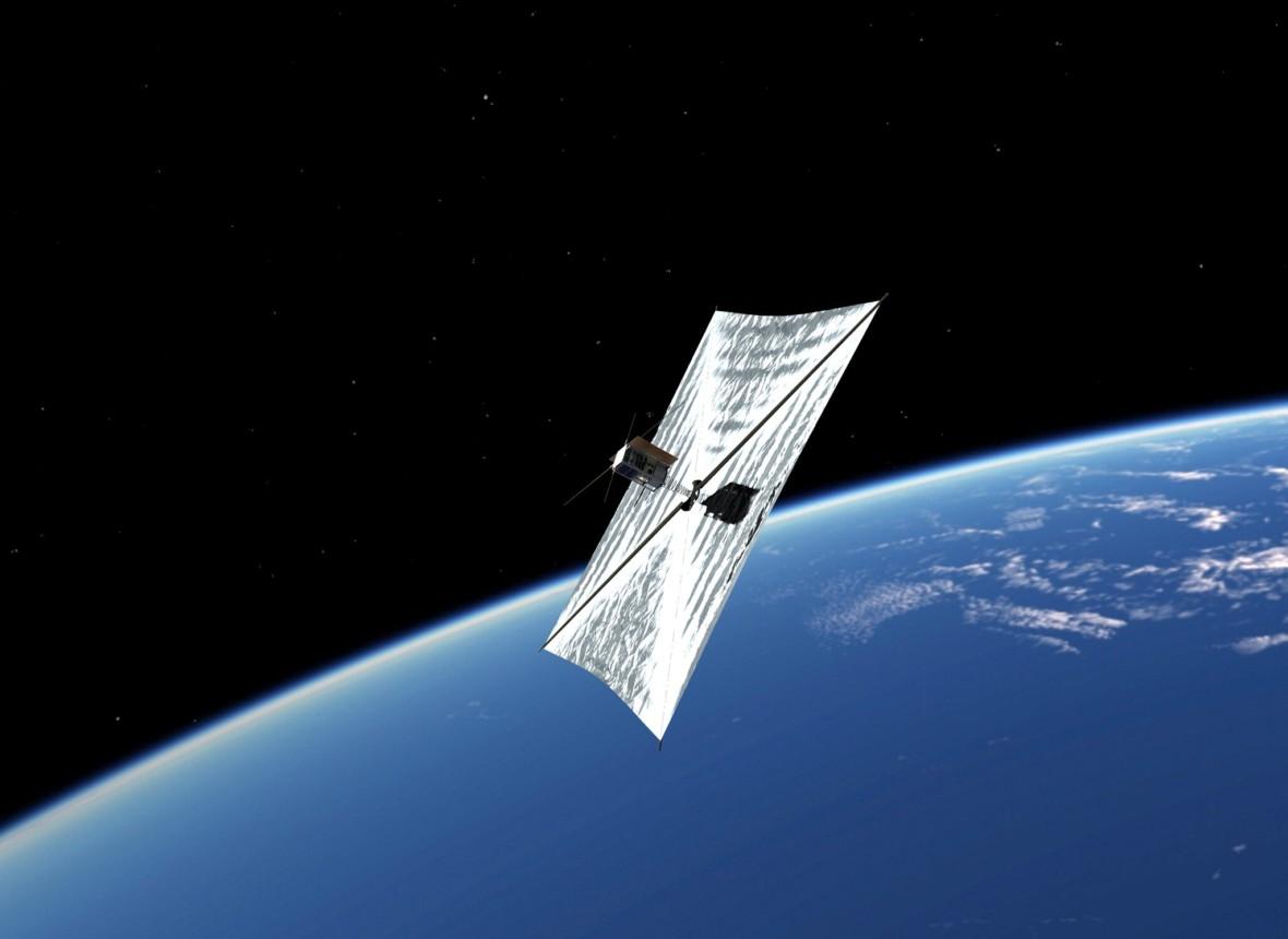 Warsaw, mamy problem. Polski satelita PW-Sat2 z powodu usterki dłużej zostanie na orbicie