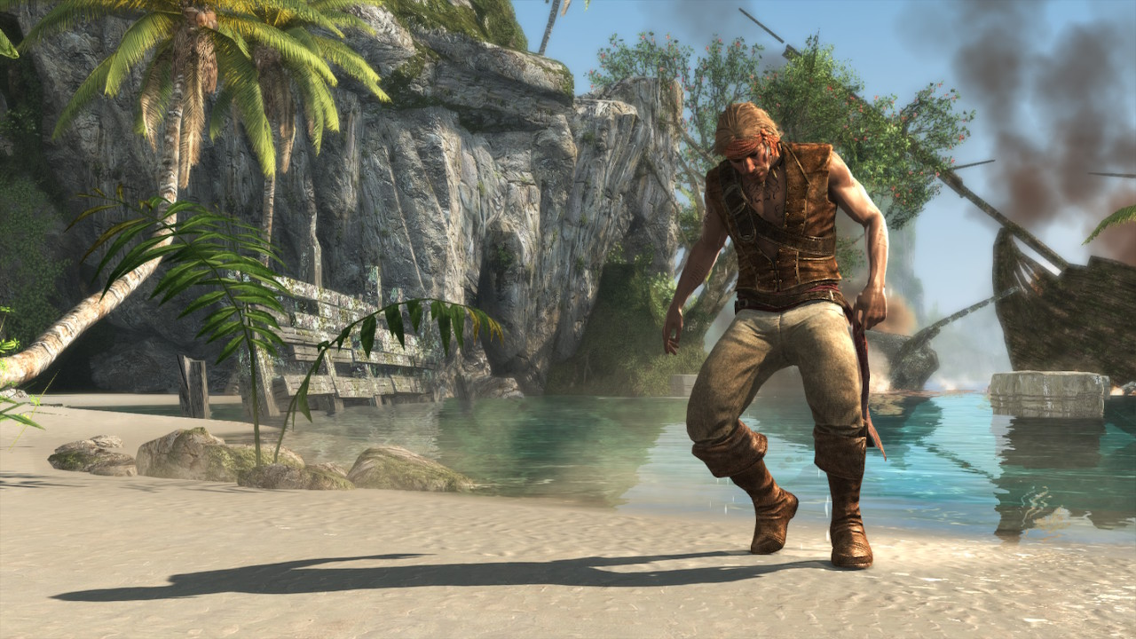 Assassin's Creed: Black Flag na Switchu