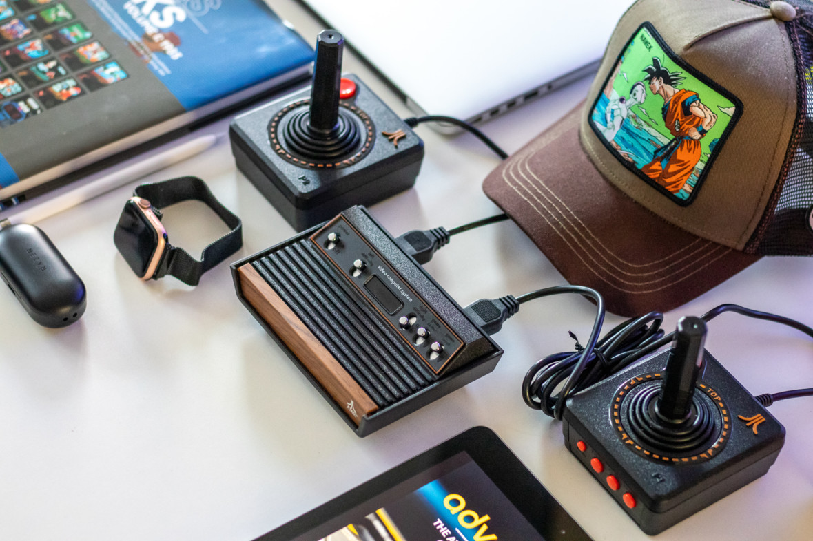 Testowałem Atari 2600 z Lidla. Atari Flashback X wygląda kapitalnie, ale mogłoby działać lepiej