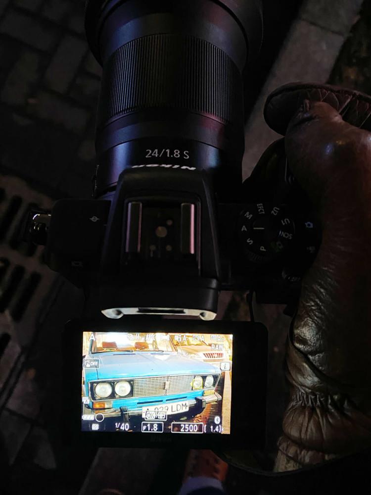 Nikon Z50 test